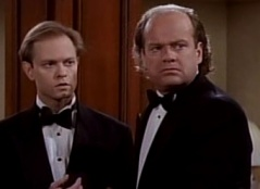 Frasier 02x19 : Someone to Watch Over Me- Seriesaddict